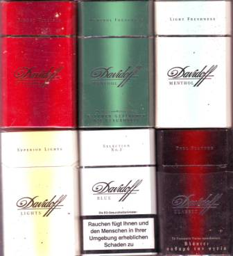 Dunhill cigarettes USA wicked