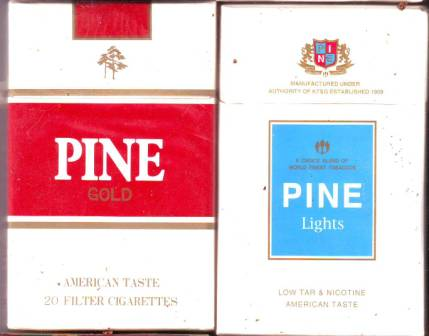 Voir price cigarettes Viceroy Luxembourg
