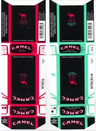 Camel no 9 100s
