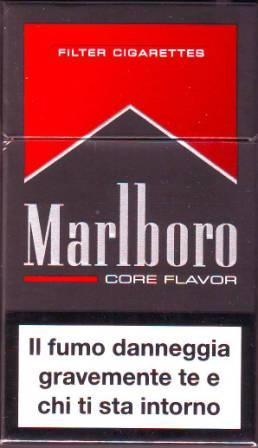 List of cigarettes Kool brands Ireland