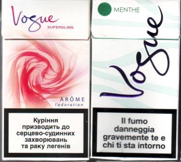 Import cigarettes 555 to Finland