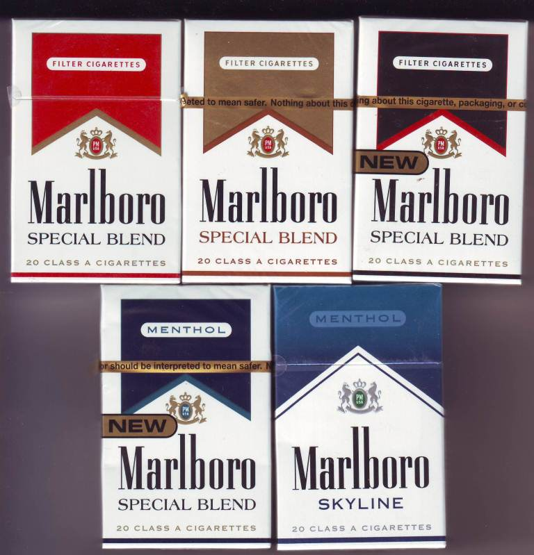 Marlboro Skyline 32 packs